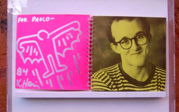 Ordinary World -Andy Warhol, Pietro Psaier and the Factory artworks - Keith Haring, Paolo Buggiani and the Subway drawings
