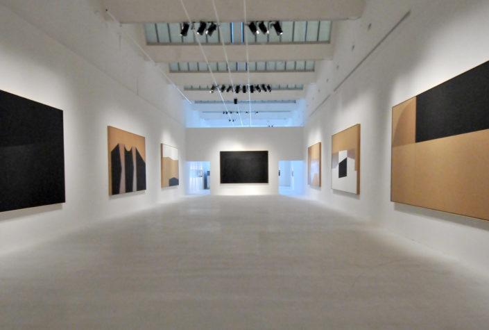 ALBERTO BURRI Retrospettiva alla Triennale, Milano. Nov 2008 – Feb 2009