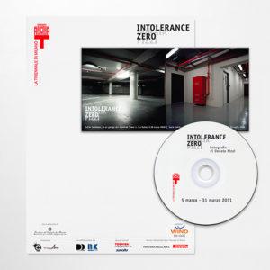 Donata Pizzi Intolerance Zero invito e CD